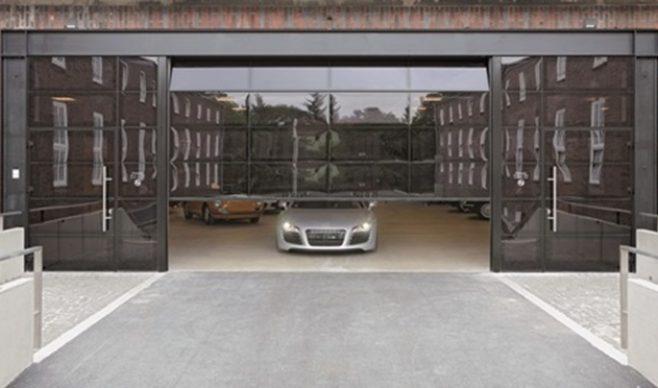 Profesjonalny montaż bramy garażowej