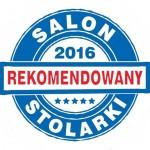 Pieczęć Rekomendowane Salony Stolarki