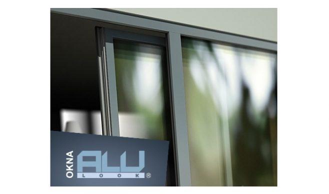 ALU LOOK – Przeszklenia z PVC wyglądające jak okna aluminiowe