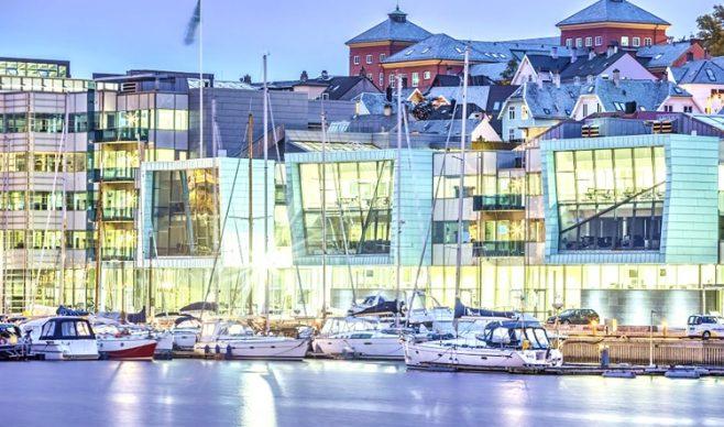 Szkło w nowoczesnej architekturze skandynawskiej