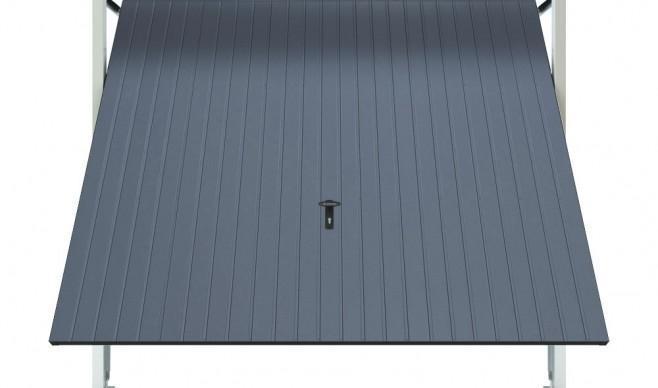 Brama garażowa NOVUM w nowej odsłonie