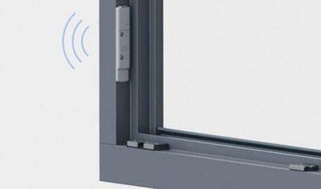 Kontaktrony bezprzewodowe – czujniki w oknach