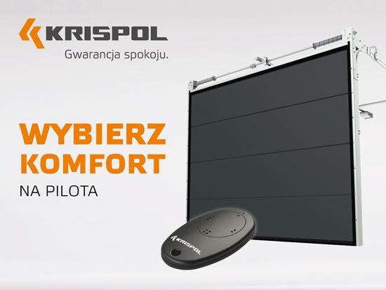 Brama na pilota - Krispol