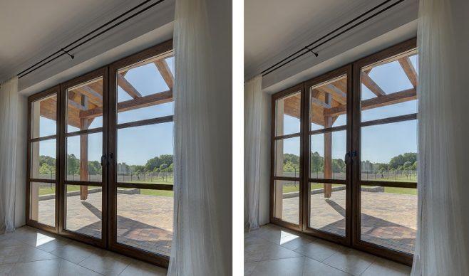 Jak zapobiegać parowaniu okien zimą?