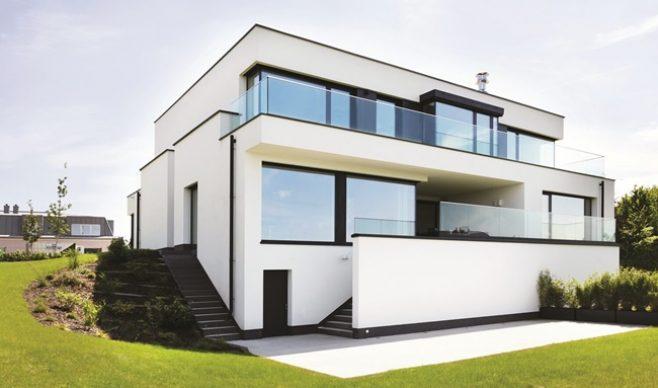 Nowoczesne okna aluminiowe – system Reynaers