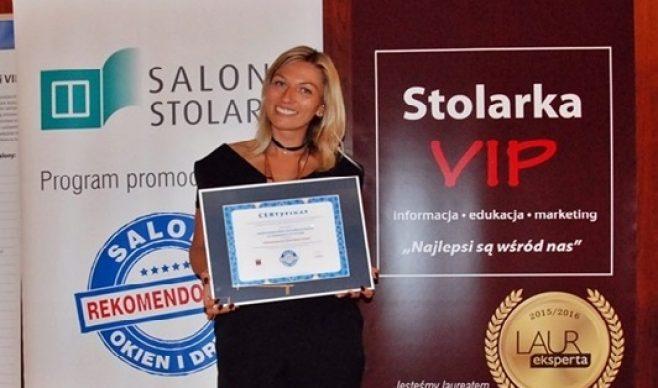 Laureaci Programu Rekomendowane Salony Okien i Drzwi 2018 nagrodzeni!