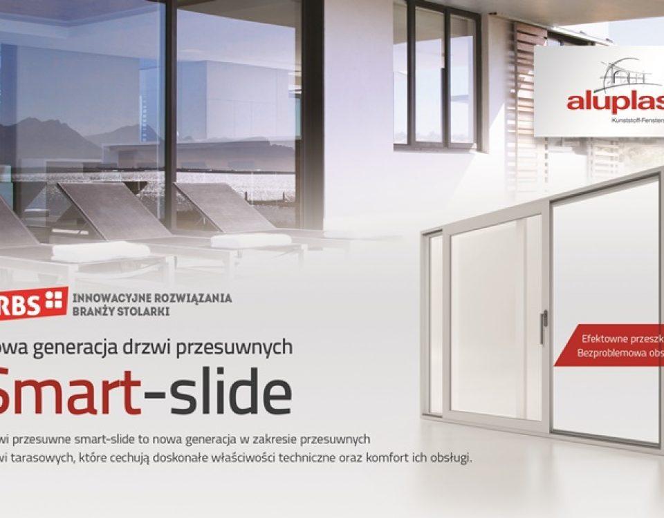 Nowa generacja przesuwnych drzwi tarasowych – Smart Slide