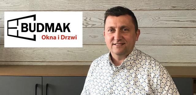 fot. Marcin Chaniewski właściciel firmy Budmak