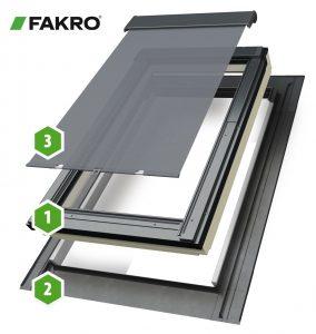 Pakiet superTrio od Fakro